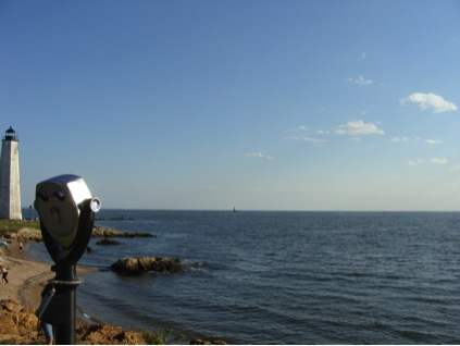 New Haven Harbor Light