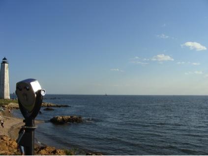 New Haven Harbor Light